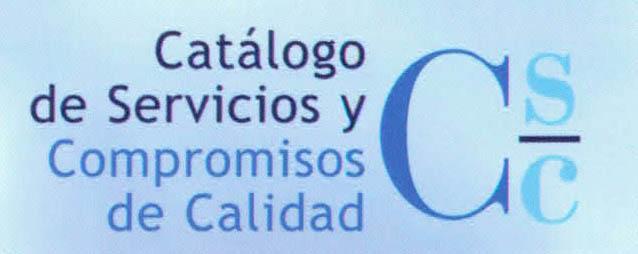 Catalogo de servicios y compromisos de calidad