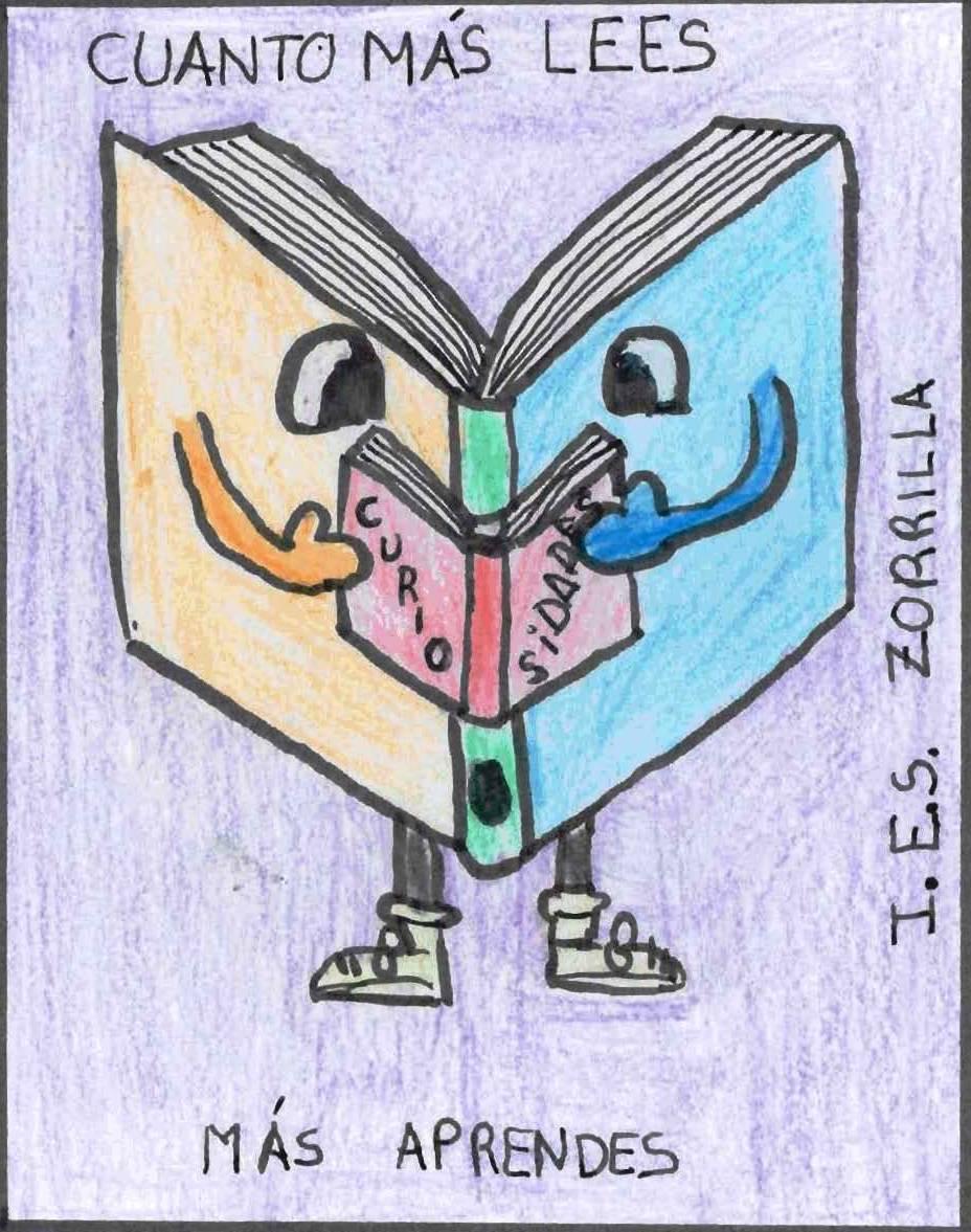 Ies zorrilla for Logotipos de bibliotecas